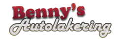 Benny's Autolakering logo